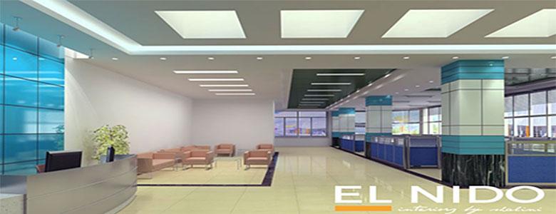 Commercial interior designer in gurgaon for Commercial interior design services