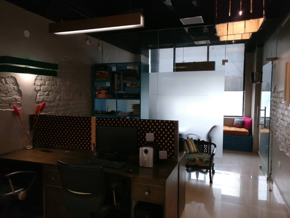 office interior designer in delhi ncr for small office spaces